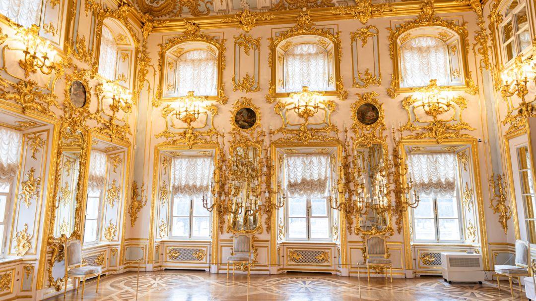 Петергоф + большой дворец+малый дворец+парк+фонтаны - фото 4