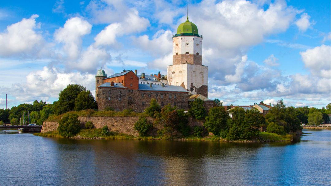 Тайны средневекового Выборга в Санкт-Петербурге