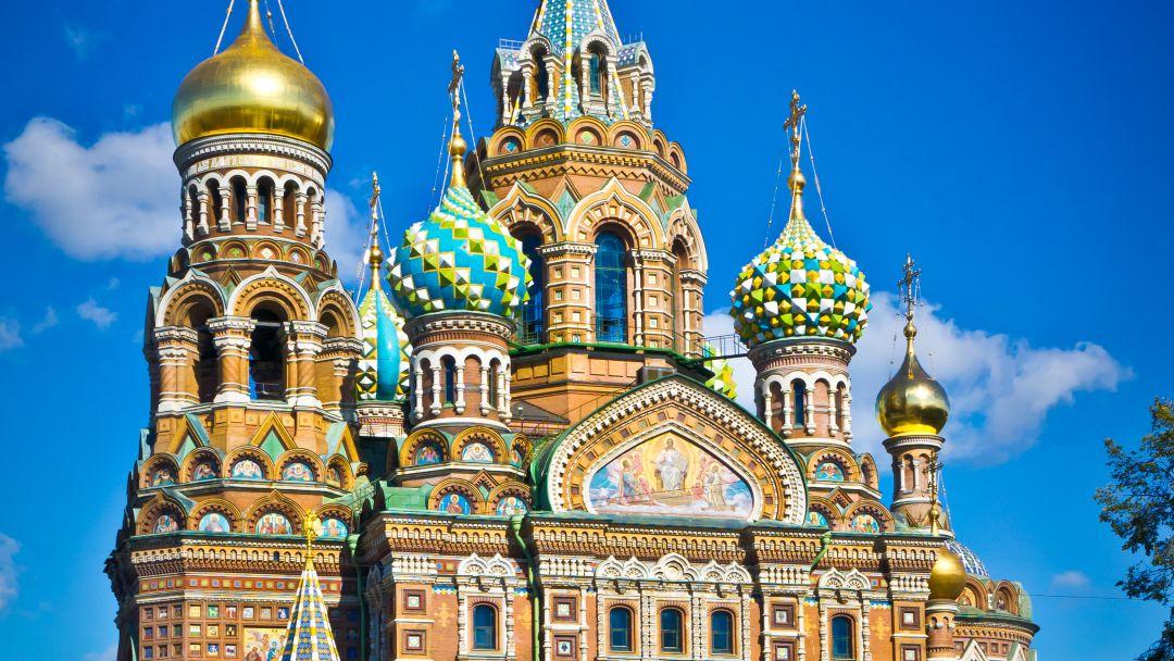 Обзорная экскурсия по Санкт-Петербургу - фото 4