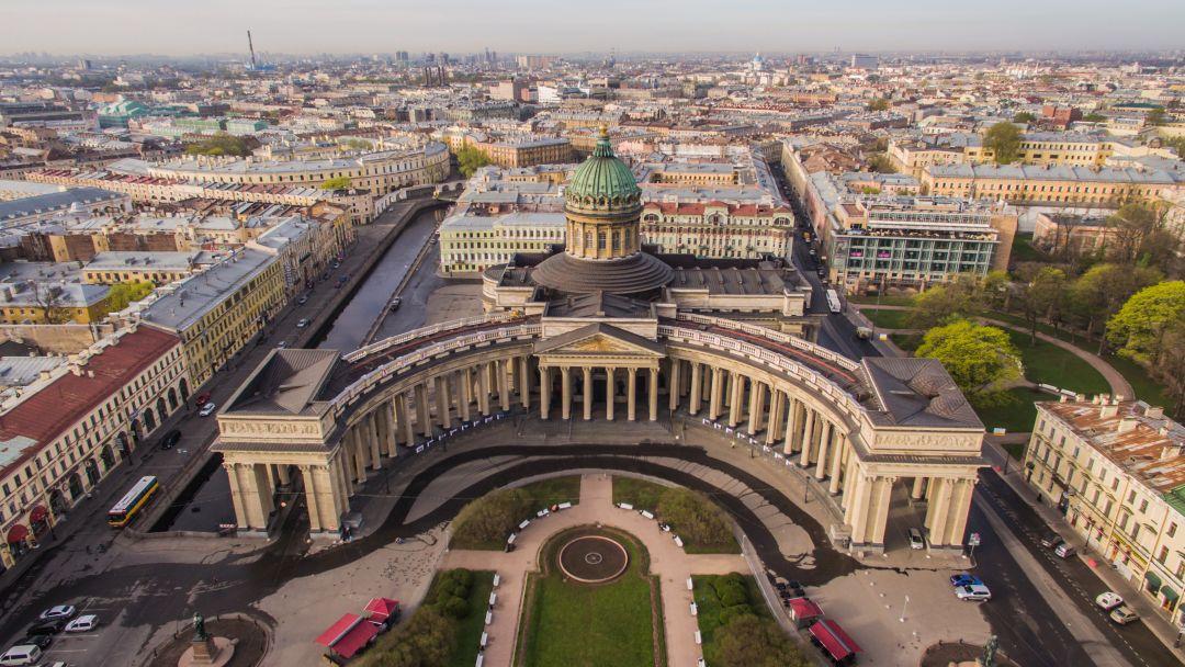 Обзорная экскурсия по Санкт-Петербургу - фото 5