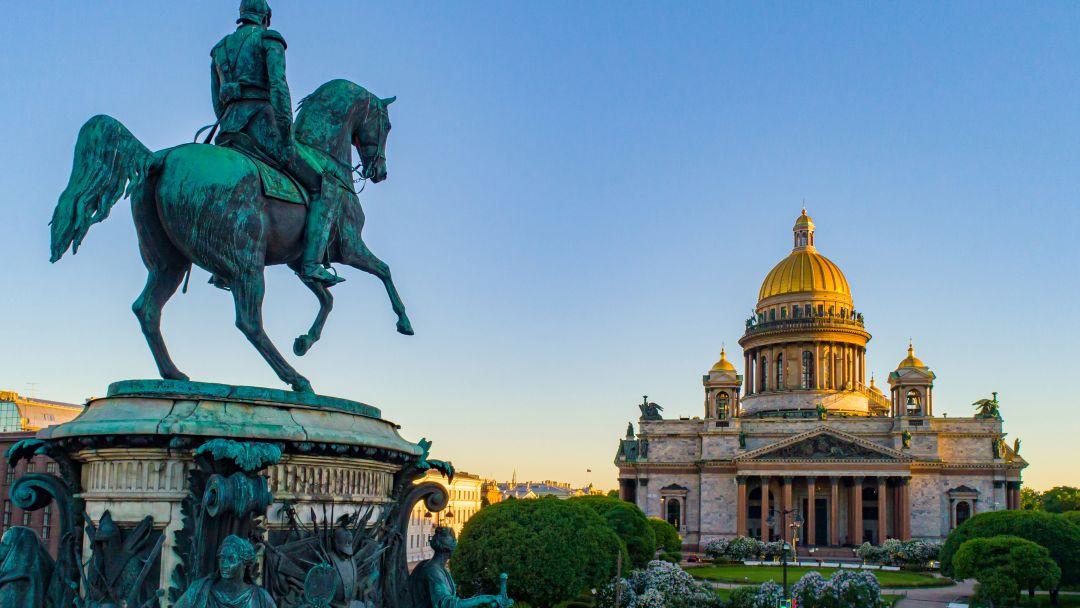 Обзорная экскурсия по Санкт-Петербургу - фото 6