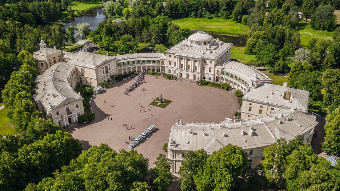 Павловск (Павловский дворец + парк) - фото 2