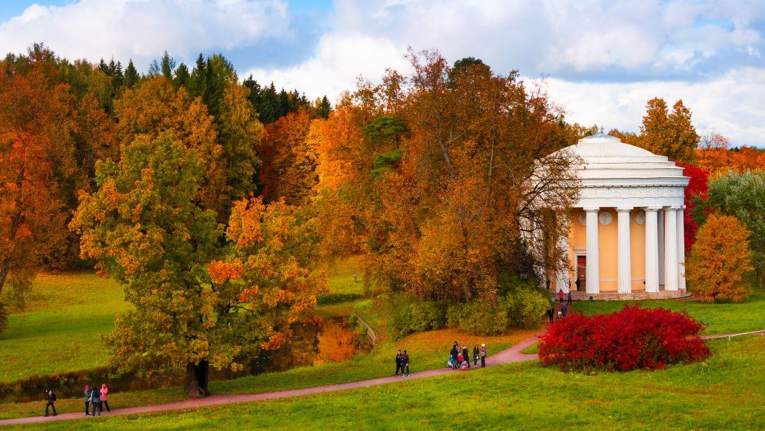 Павловск (Павловский дворец + парк) - фото 3