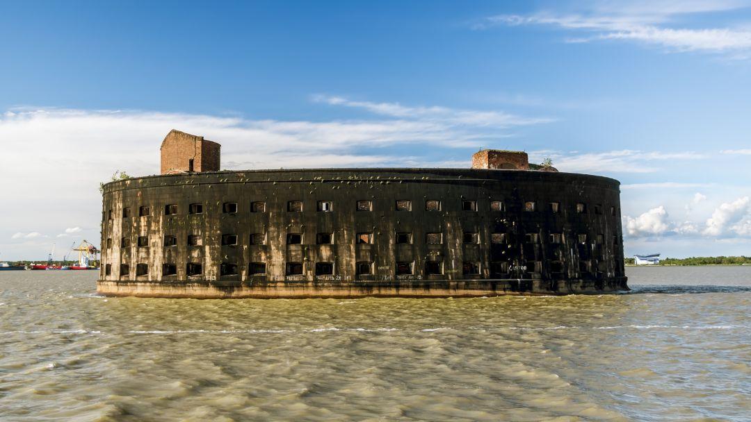 Кронштадт + форт Константин (с водной прогулкой) - фото 5