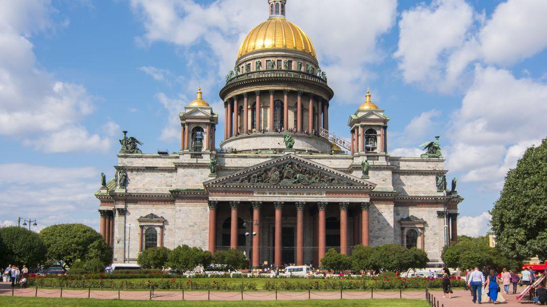Петропавловская крепость и обзорная экскурсия по Санкт-Петербургу - фото 2