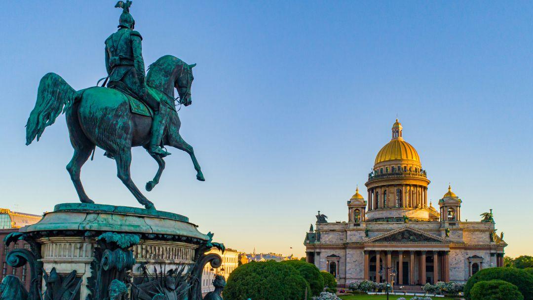 Петропавловская крепость и обзорная экскурсия по Санкт-Петербургу - фото 4