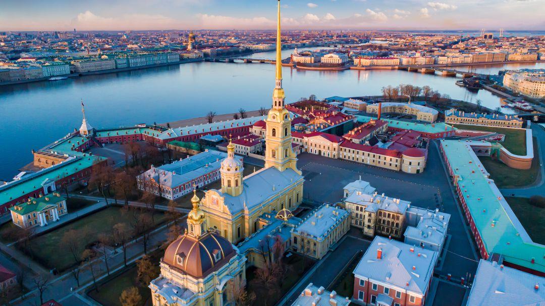 Петропавловская крепость и обзорная экскурсия по Санкт-Петербургу - фото 6