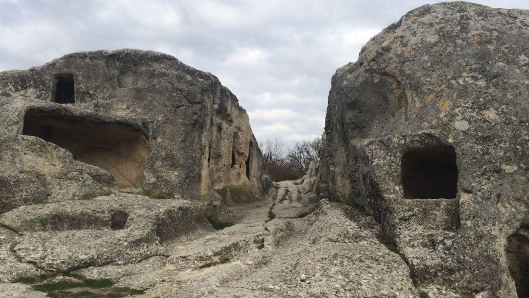 Путешествие в живописный Эски-Кермен - фото 2
