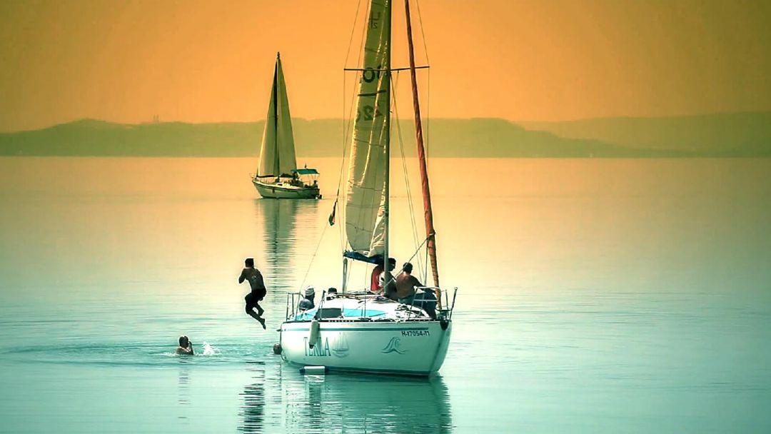 Прогулка на парусной яхте по Балатону - фото 2
