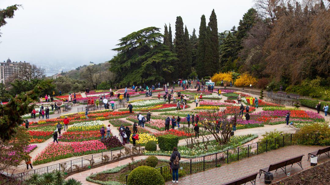 Экскурсия на Ай-Петри и в Никитский Ботанический Сад - фото 4