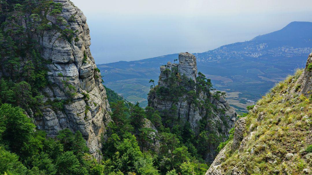 Долина привидений в Севастополе