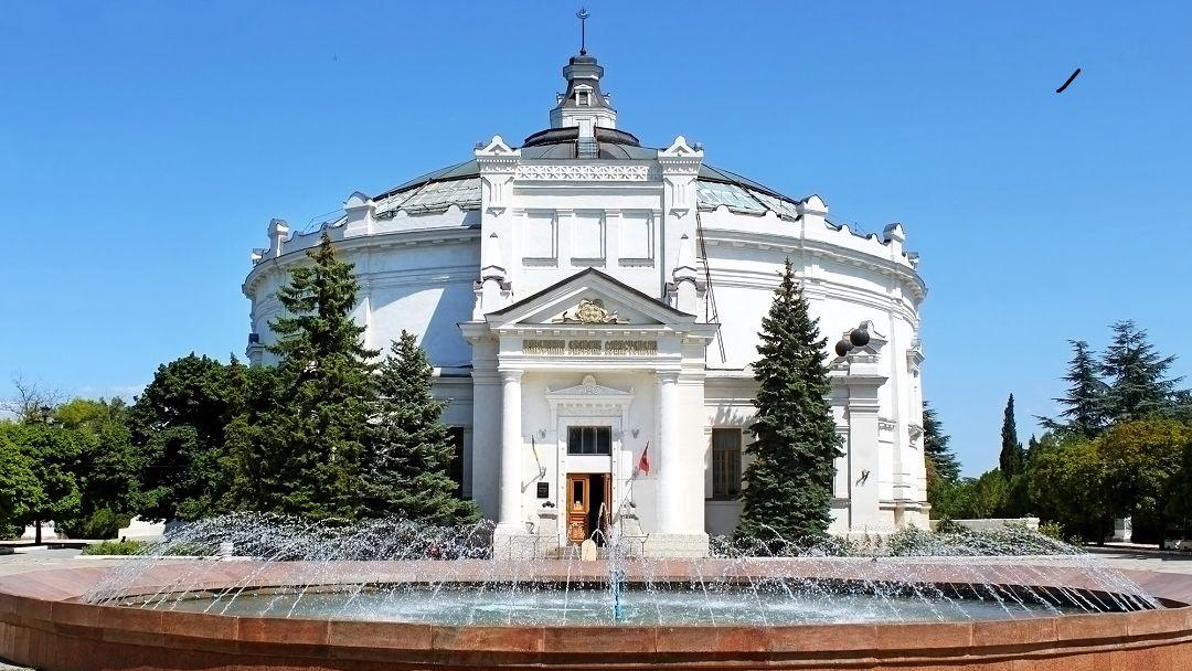 Летопись Севастополя в Алупке
