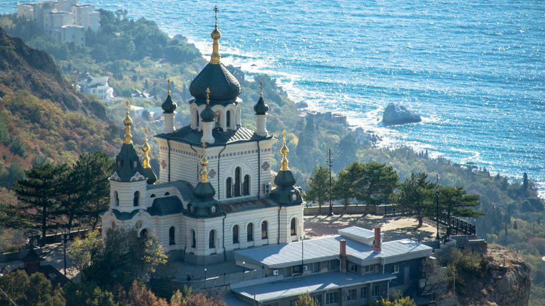 Золотое кольцо Крыма в Алупке