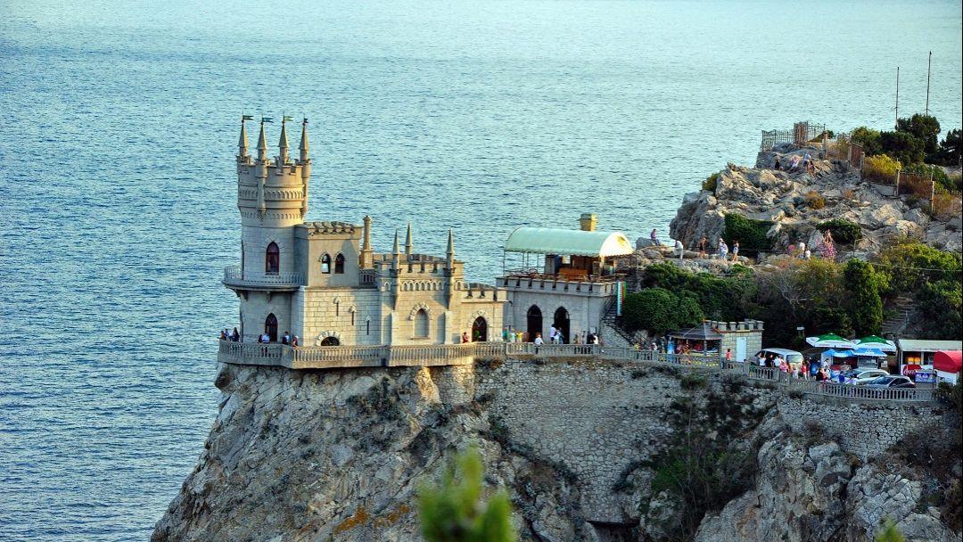 Супер-круиз (Путешествие по Южному берегу Крыма) в Алуште