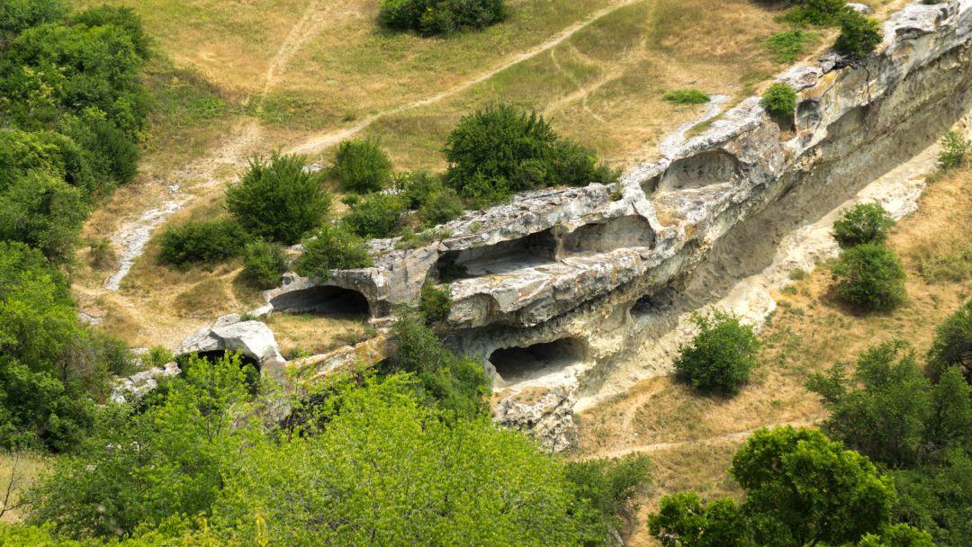 Пещеры Чатыр-Дага в Алуште