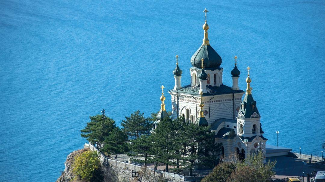 Золотое Кольцо (Крым Православный) в Алуште