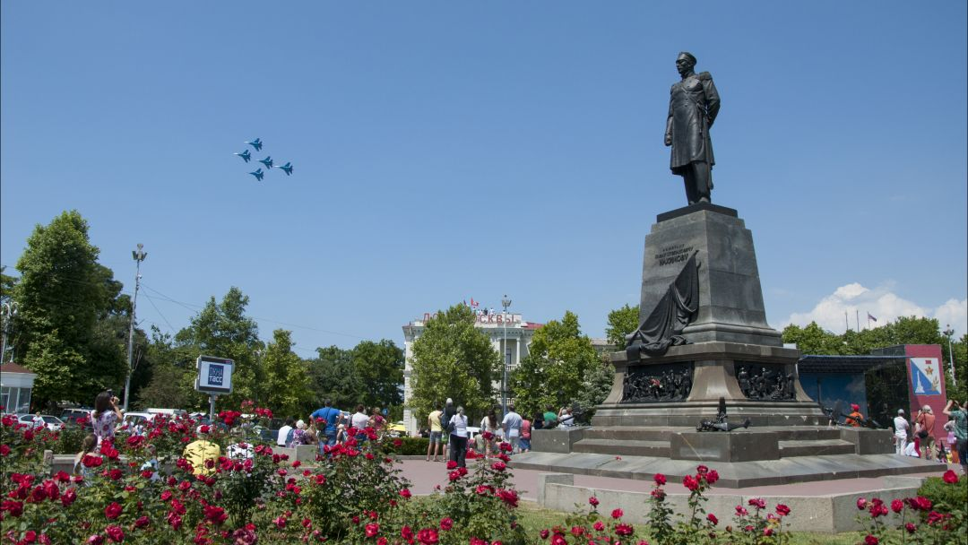 Летопись Севастополя в Гаспре