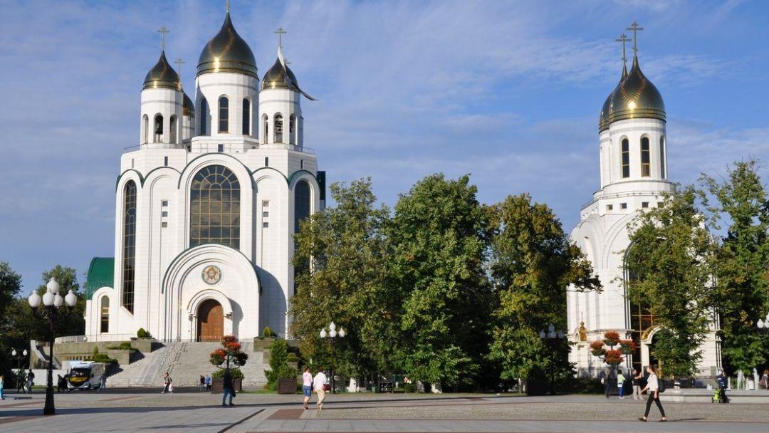«Калининградский экспресс» Обзорная экскурсия по Калининграду