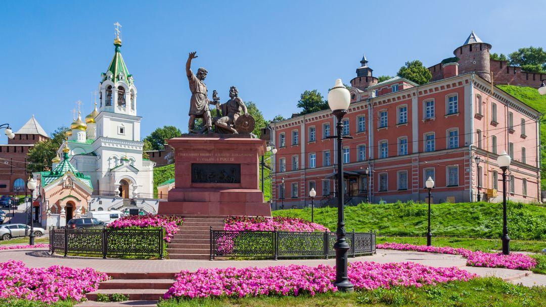 Пешеходная экскурсия по Нижнему Новгороду. «Старый Нижний Новгород»