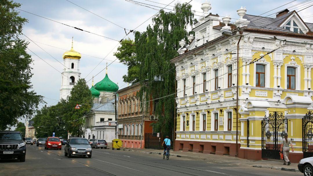 Пешеходная экскурсия по Нижнему Новгороду. «Старый Нижний Новгород» - фото 5