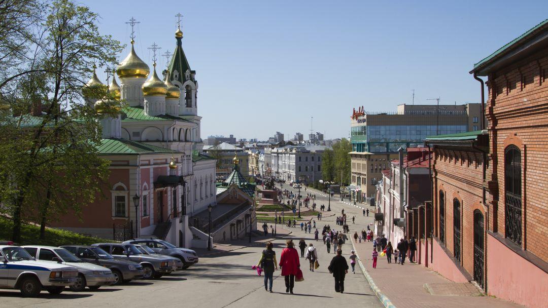 Пешеходная экскурсия по Нижнему Новгороду. «Старый Нижний Новгород» - фото 6