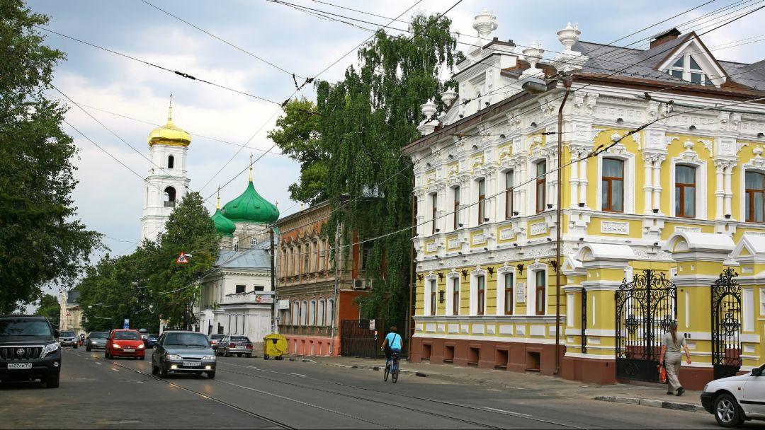 Экскурсия по ул. Рождественская Рождественская сторона + теплоходная прогулка - фото 4