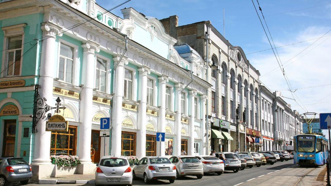 Экскурсия по ул. Рождественская Рождественская сторона + теплоходная прогулка - фото 5