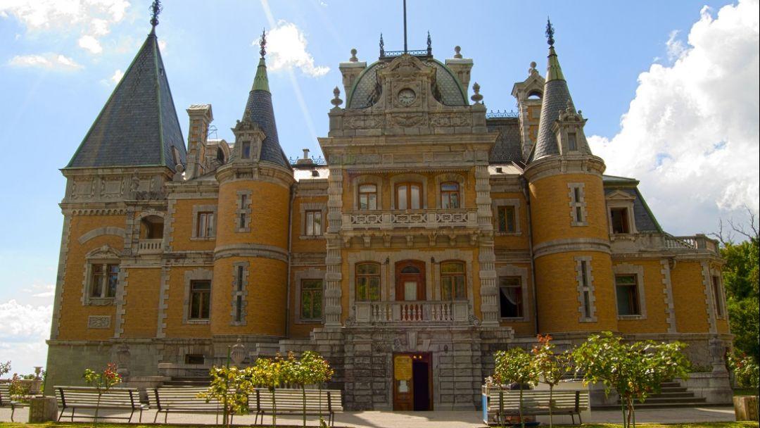 Три дворца (дворцы и парки Южнобережья) - фото 5