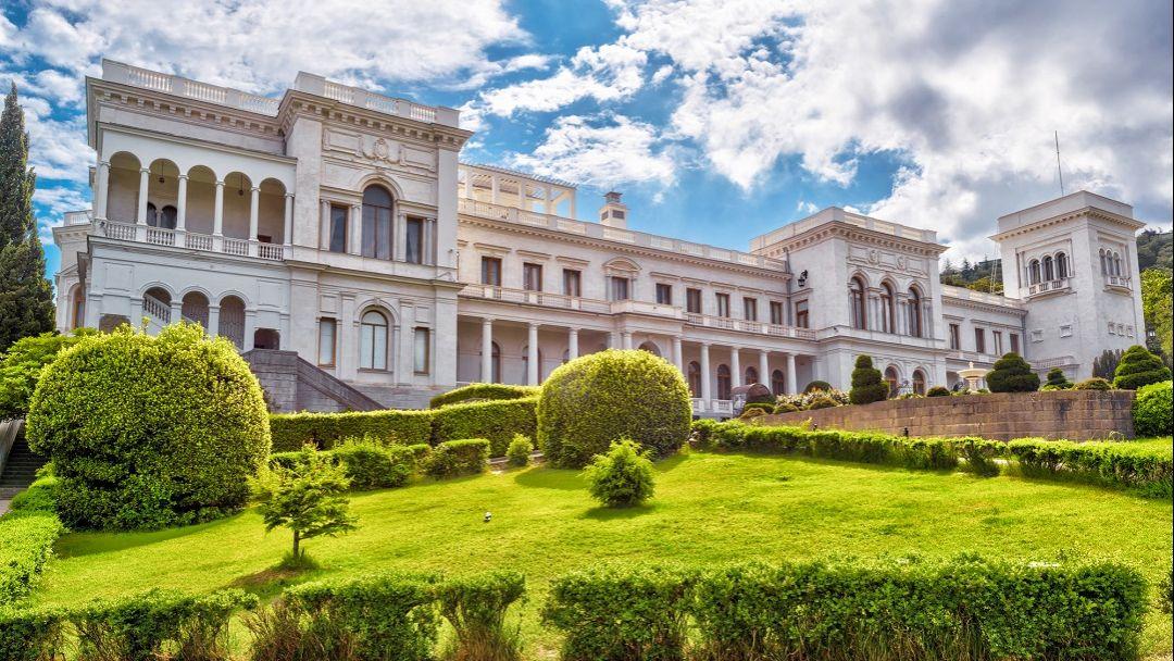Три дворца (дворцы и парки Южнобережья) - фото 6