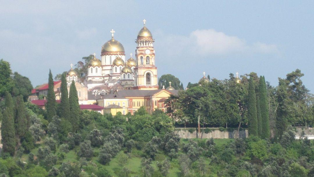 Экскурсия по Золотому Кольцу Абхазии - фото 5