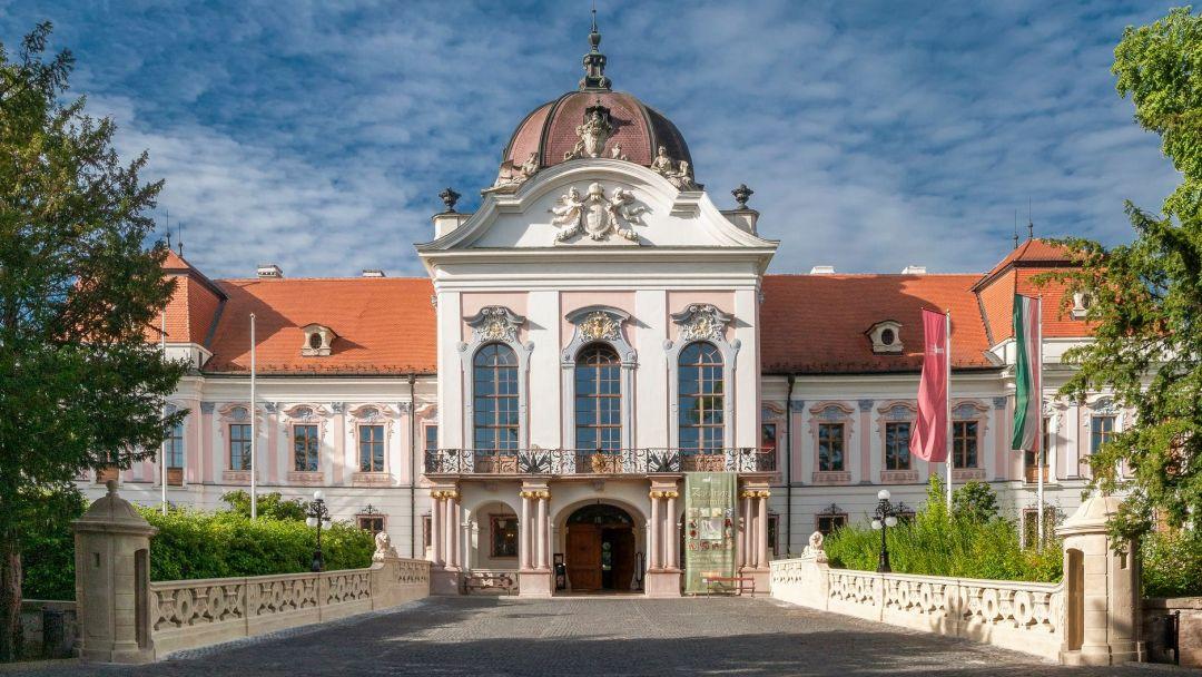 Дворец императрицы Елизаветы в Гёдёллё - фото 11
