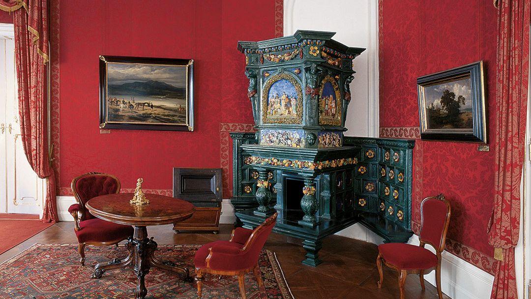 Дворец императрицы Елизаветы в Гёдёллё - фото 9