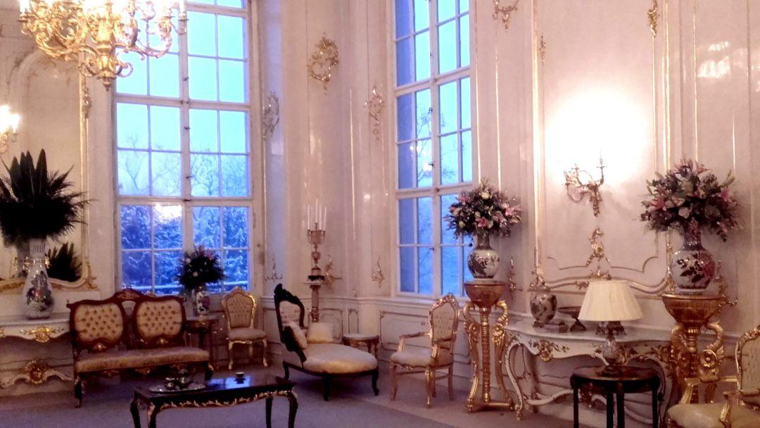 Дворец императрицы Елизаветы в Гёдёллё - фото 10