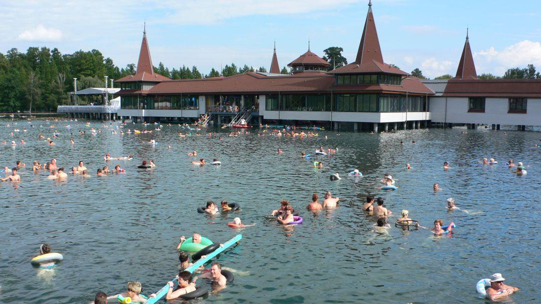 Шиофок - Кестхей и термальное озеро Хевиз - фото 17