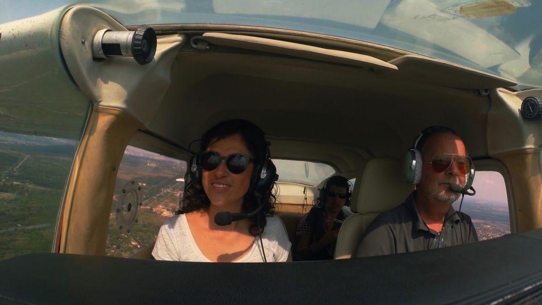 Управление самолетом в качестве второго пилота - фото 5
