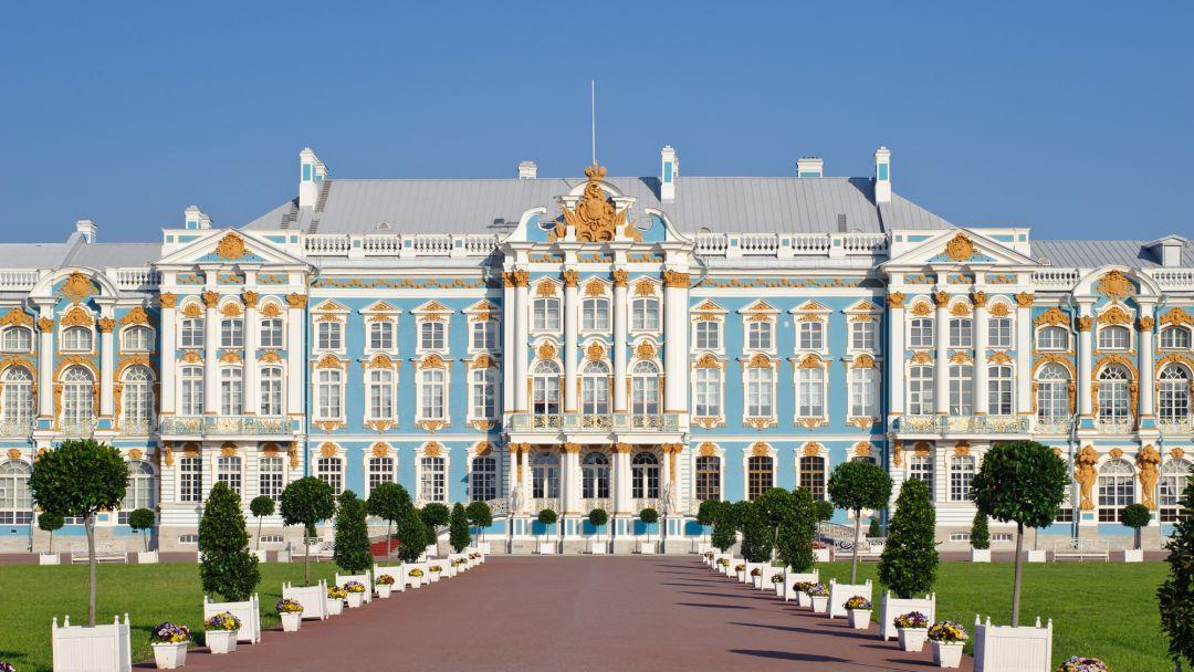 Экскурсия в Пушкин (Царское Село) в Санкт-Петербурге