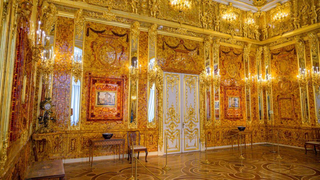 Экскурсия в Пушкин (Царское Село) - фото 3