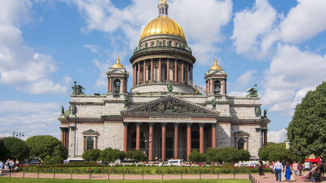 Обзорная экскурсия по Санкт-Петербургу - фото 7
