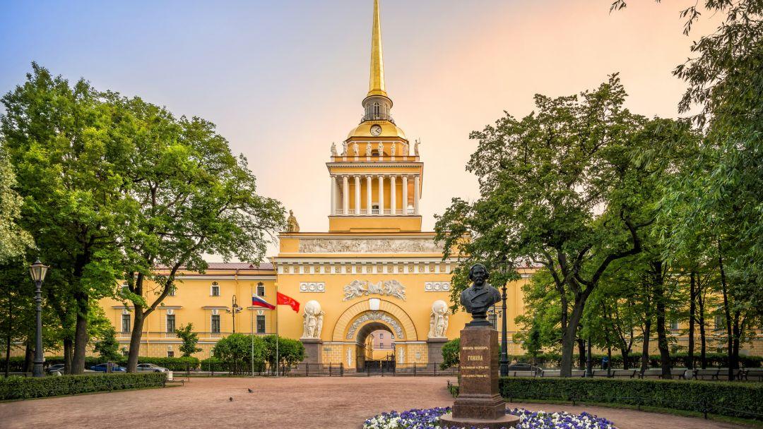 Обзорная экскурсия по Санкт-Петербургу - фото 8
