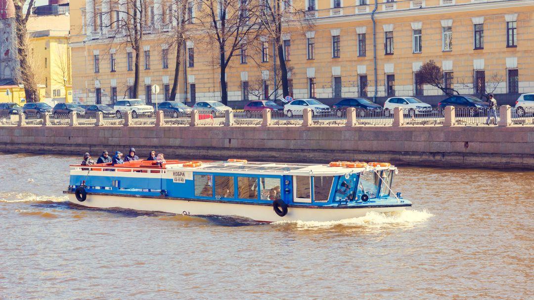 Обзорная экскурсия по Санкт-Петербургу - фото 9