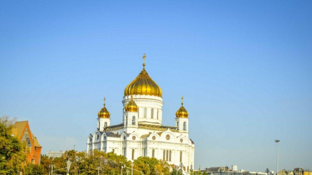 Экскурсия в Храм Христа Спасителя с посещением смотровой площадки в Москве