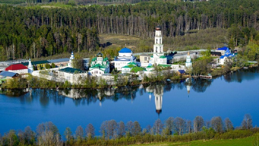 Остров-град Свияжск + Раифский Монастырь + Храм всех религий + Верхний Услон (с теплоходом) - фото 3
