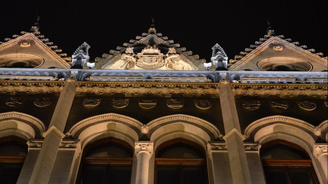 Игра света и тени - прогулка по вечернему Будапешту - фото 3
