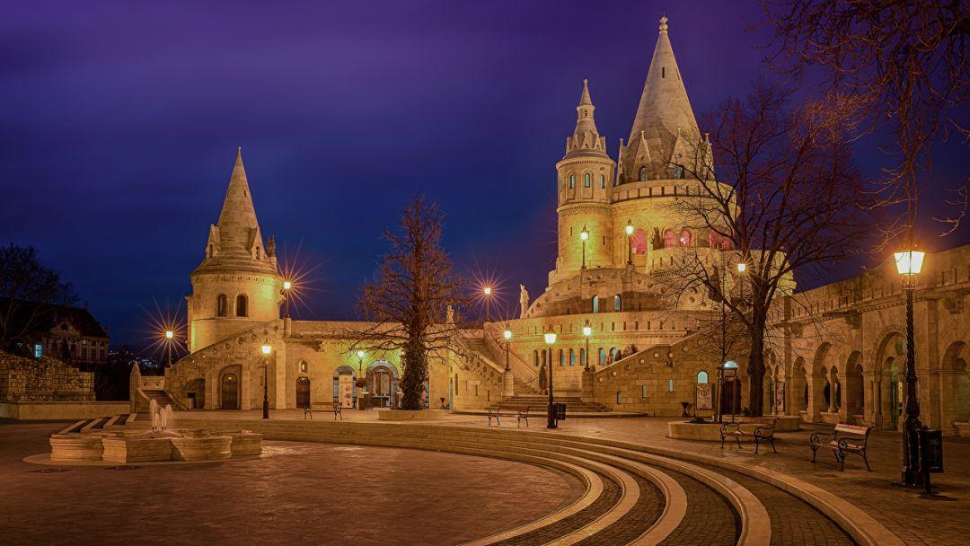 Игра света и тени - прогулка по вечернему Будапешту - фото 7