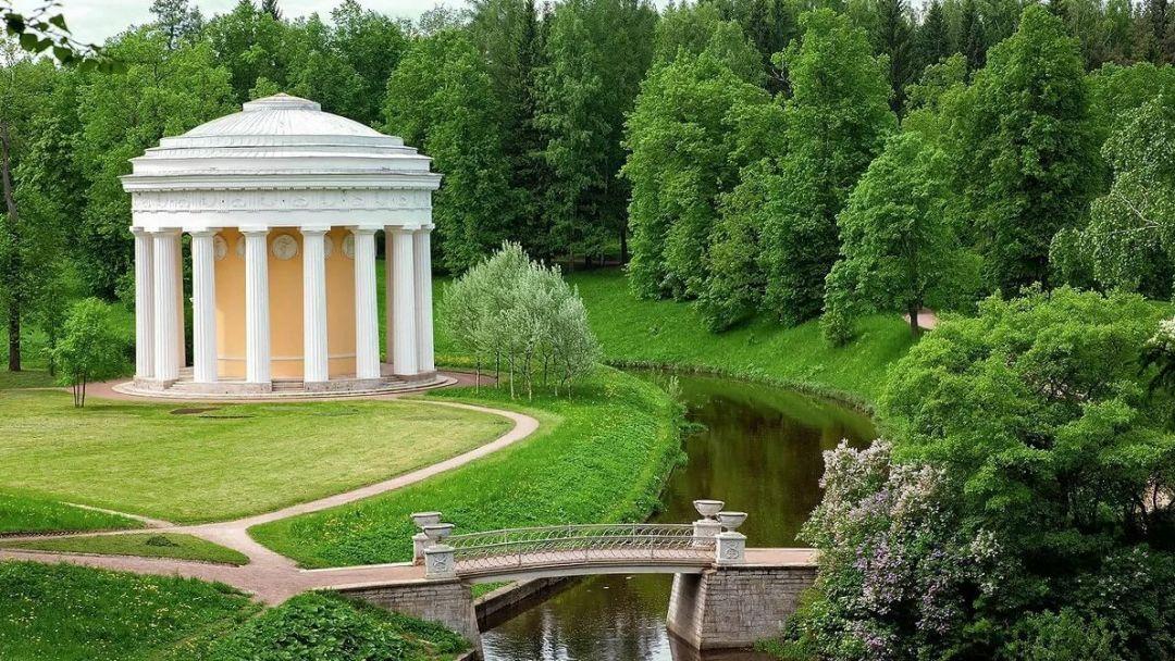 Павловск все включено: дворец, парк и многое другое в Санкт-Петербурге