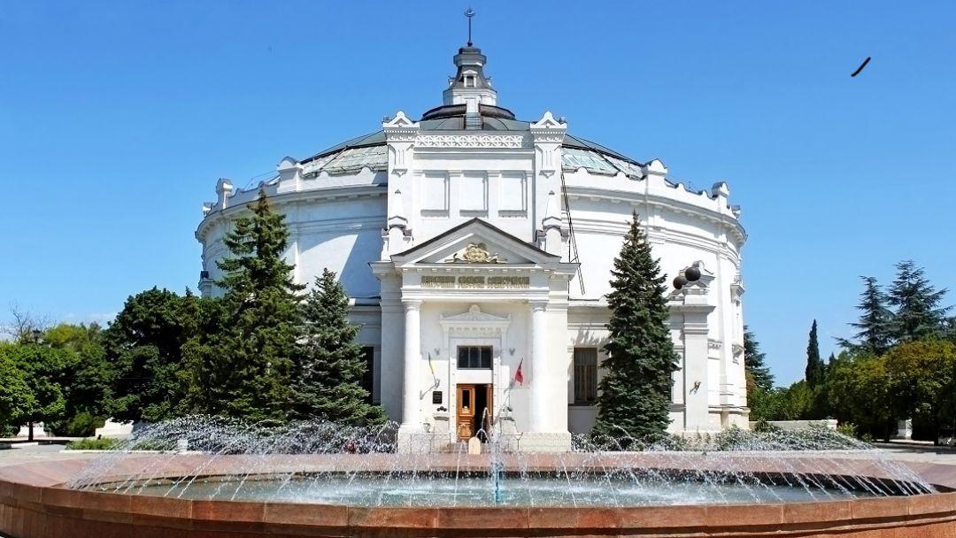 Центр + Диорама + Панорама в Орловке