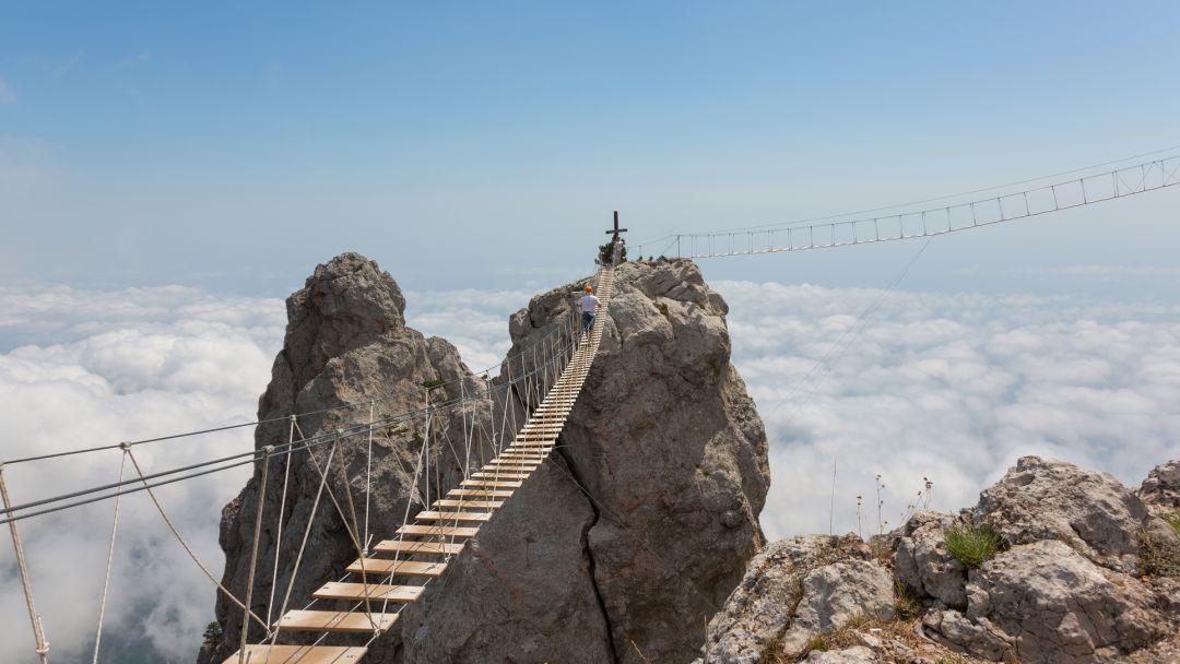 Экскурсия на Ай-Петри и по живописным местам южнобережья в Северной стороне Севастополя