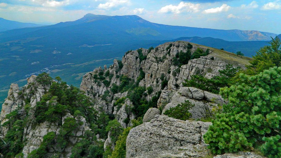 Долина привидений в Орловке