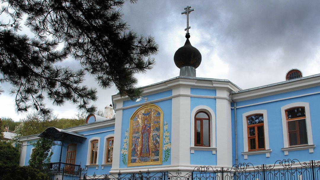 Святые места Крыма в Орловке