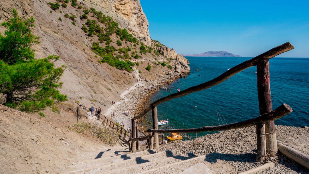 Жемчужины восточного Крыма - фото 5